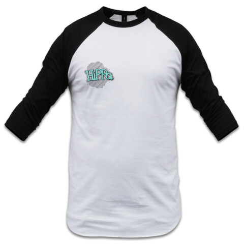 Black Stripe - Raglan (Mens) - Hippo Unicycles