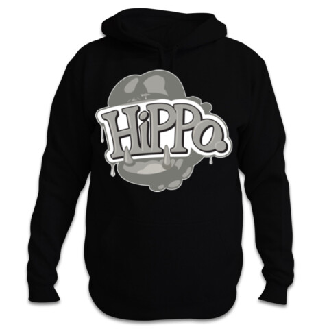 Greypo - Pullover Hood - Hippo Unicycles